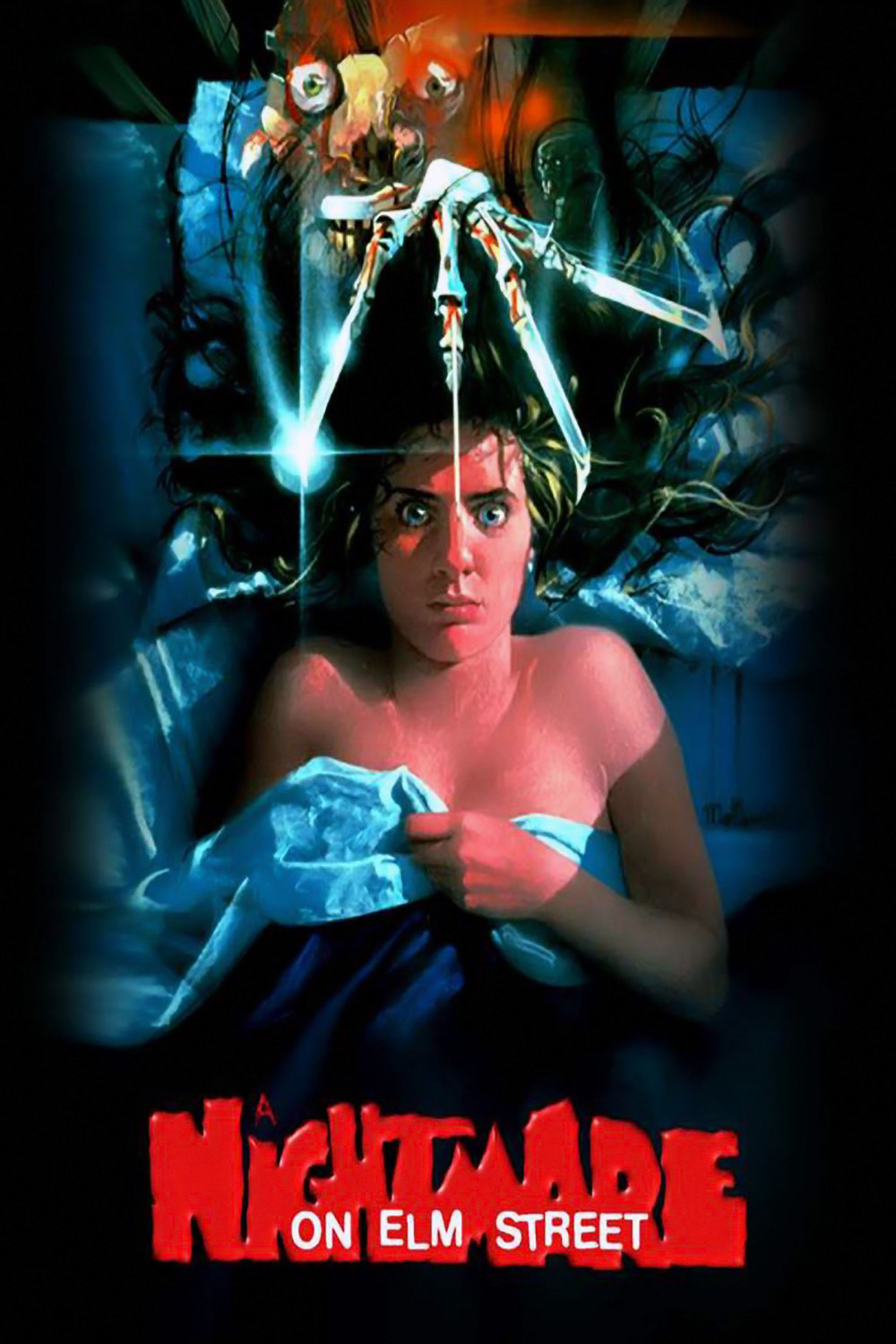 A NIGHTMARE ON ELM STREET (LES GRIFFES DE LA NUIT)