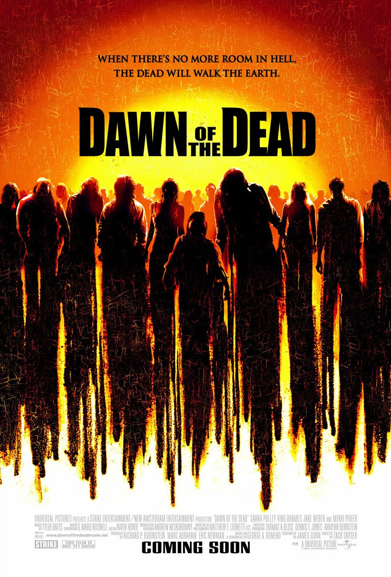 DAWN OF THE DEAD 2004 (L'AUBE DES MORTS 2004)